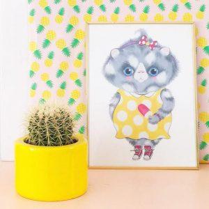 Lauren de kitten