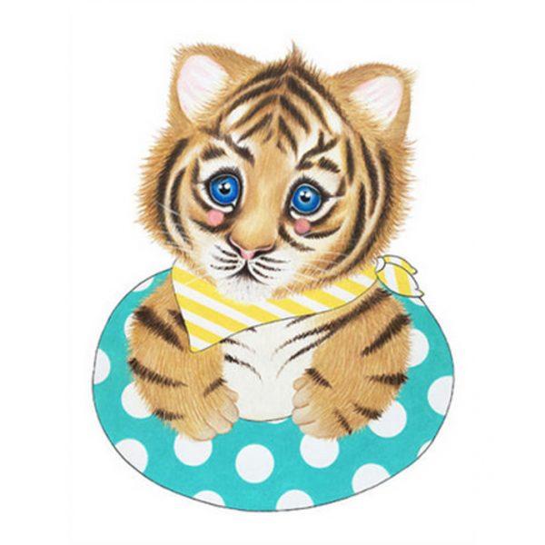 Luca het tijgertje