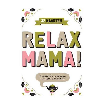 Snor-Relax Mama postkaarten