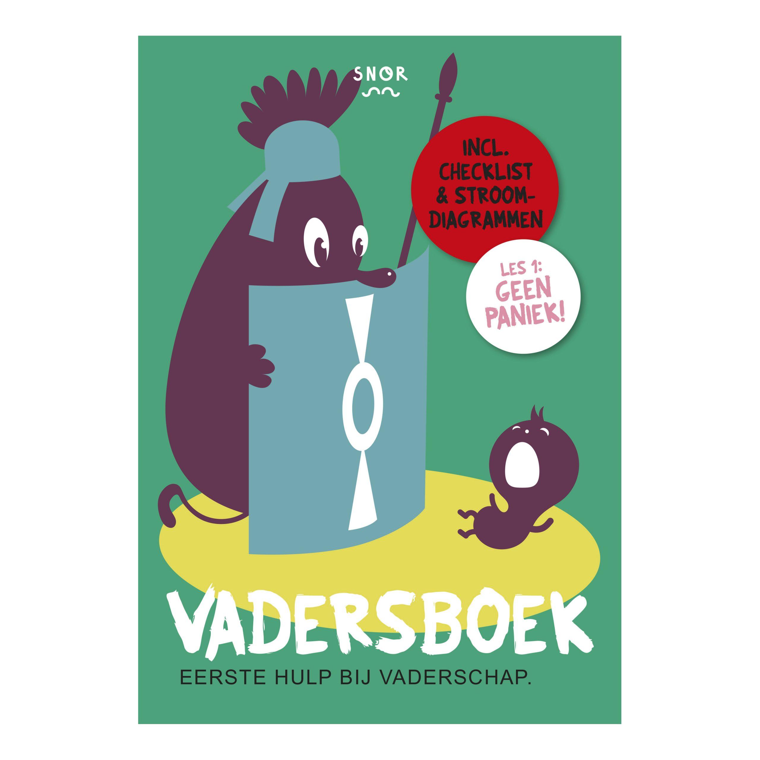 Snor-Vadersboek