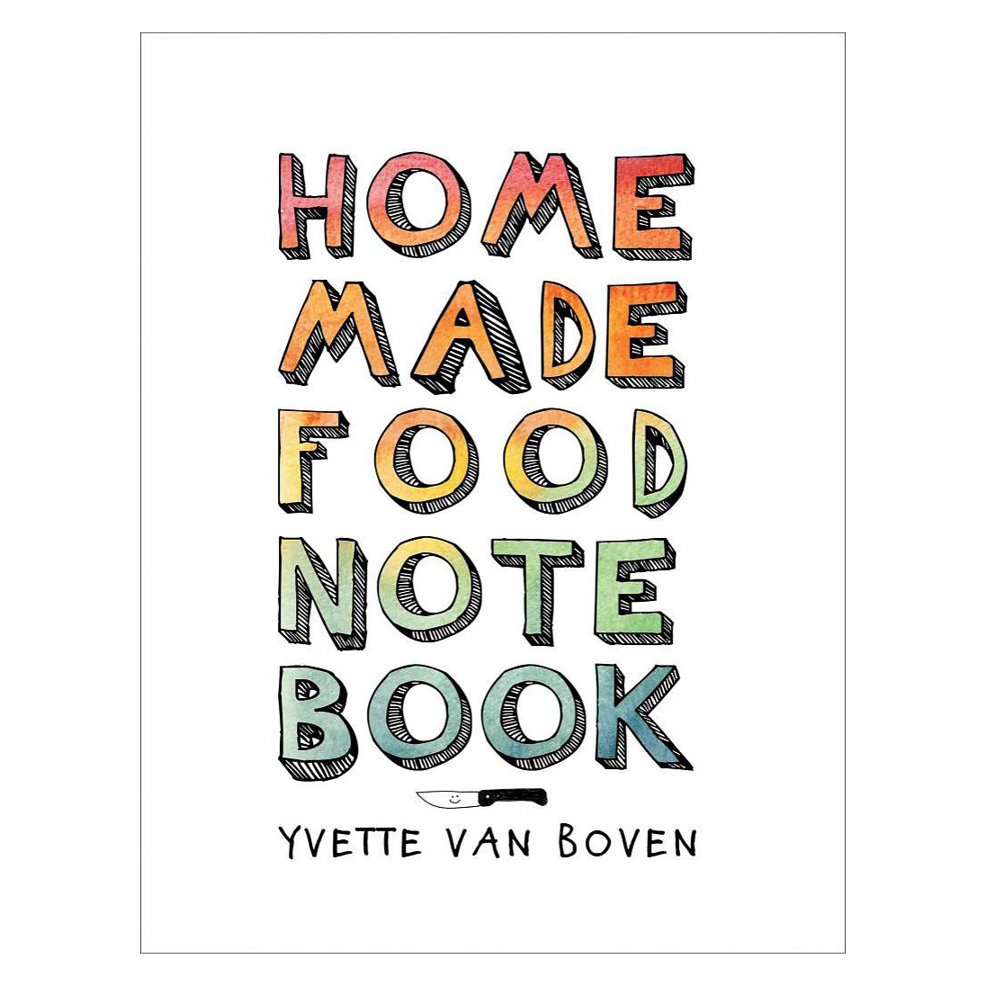 bis-home made food notebook