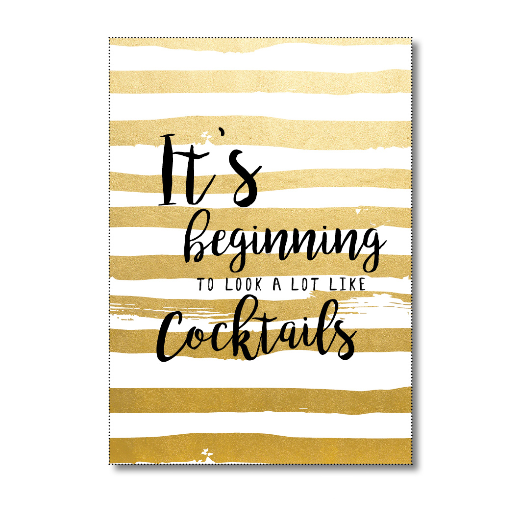 its beginning to look a lot like cocktails