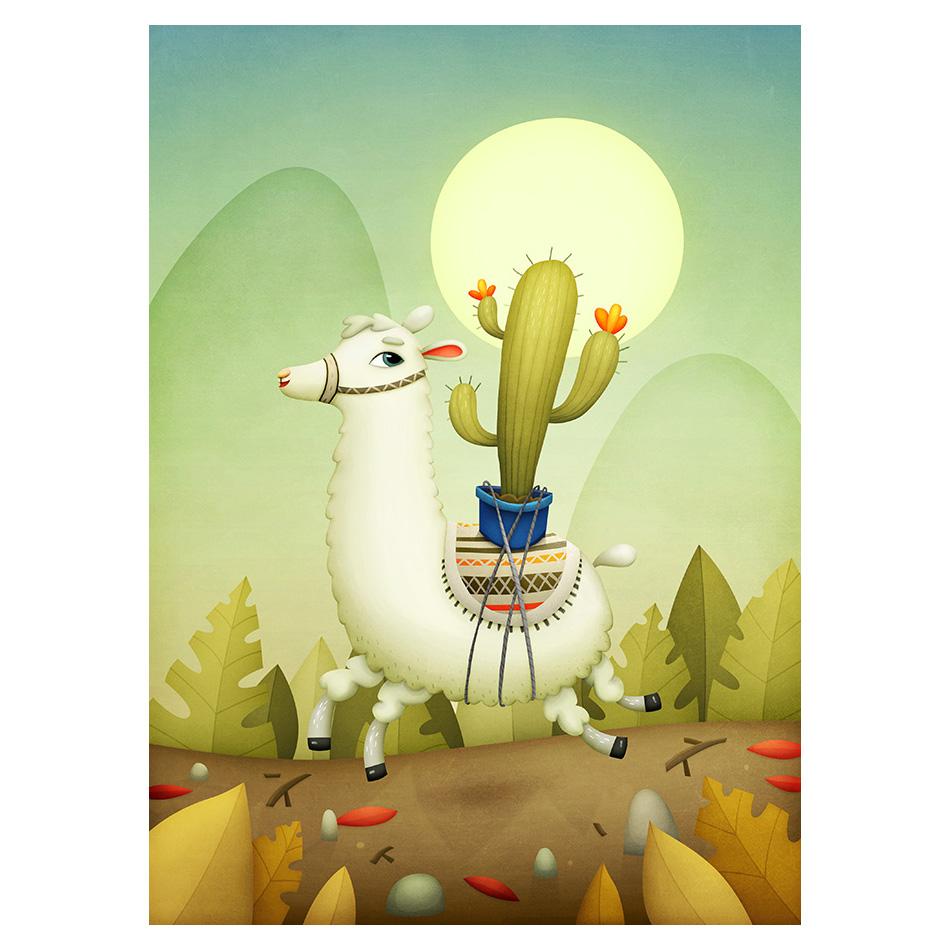 cactus-&-lama_lea-vervoort
