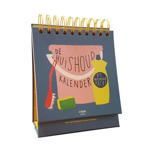 snor - huishoudkalender