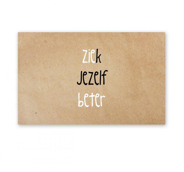 Zinvol-Kaart