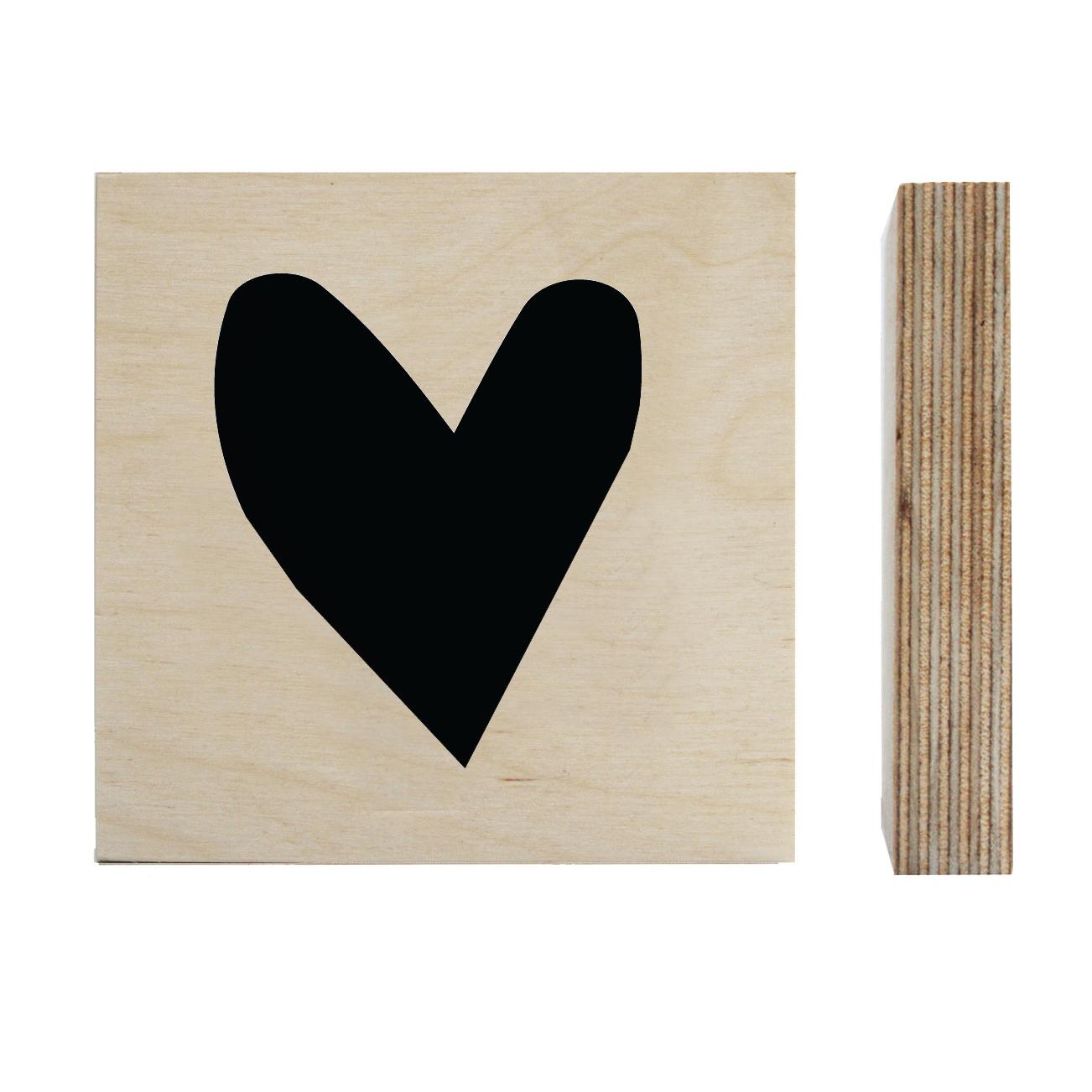 Zoedt-houtprint-Hartje