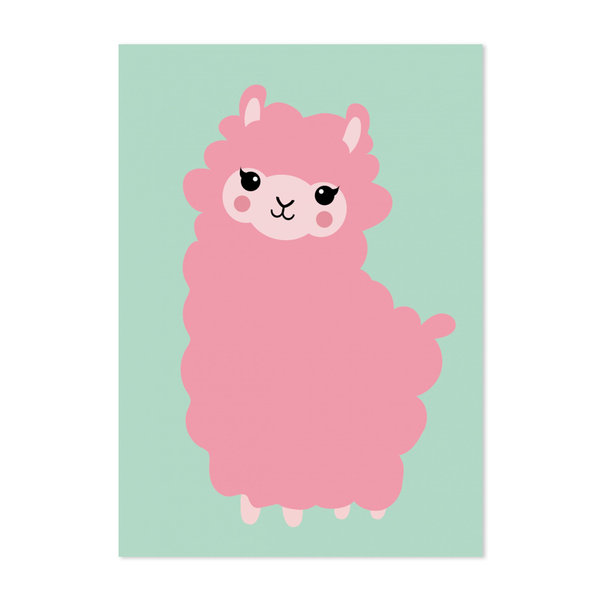 studioinktvis-kaart-alpaca