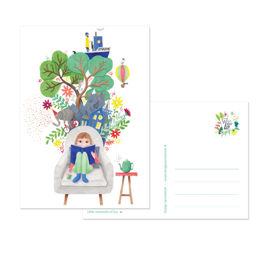 lezen design wonderlab