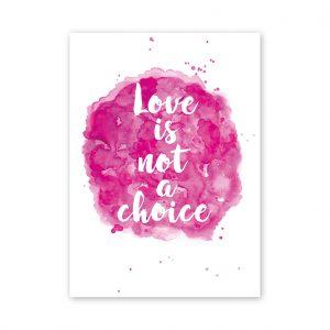 love-is-not-a-choice-kaart