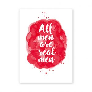 all-men-are-real-men