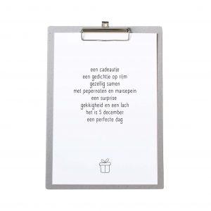 zoedt-poster-klembord-sinterklaas