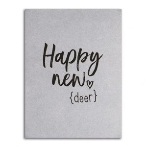 Zoedt-kaart-grijsboard-Happy-new-deer