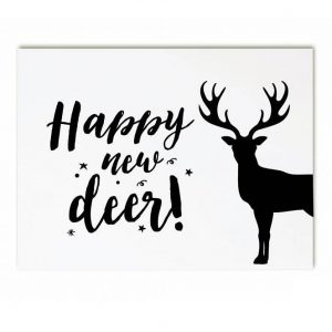 zoedt-kerstkaart-met-tekst-happy-new-deer