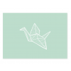 Mijksje-kaart-kraanvogel