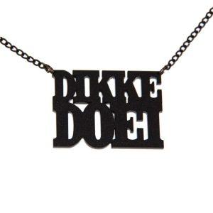 naked-design-ketting-dikke-doei-zwart