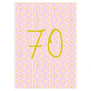 Getalkaart-70-verjaardagskaart-verjaardag