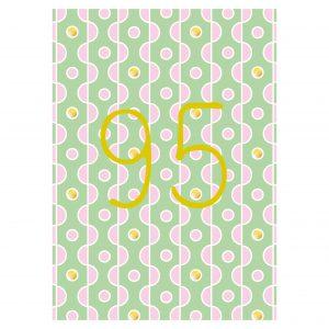 Getalkaart-95-verjaardagskaart-verjaardag