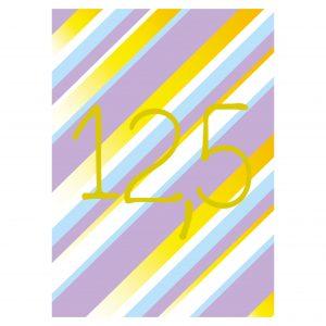 Getalkaart-12,5-verjaardagskaart-verjaardag