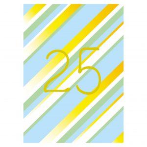 Getalkaart-25-verjaardagskaart-verjaardag