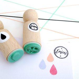 Enjoy-mini-stempel