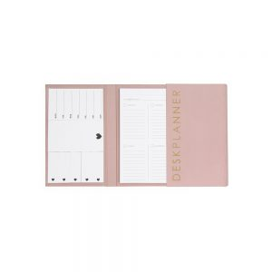 Deskplanner-pink-house-of-products-HOP