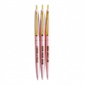 studio-stationery-pretty-pink-ballpen-set