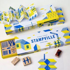stampville-stempelset