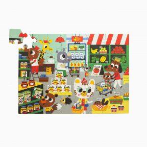 pettit-monkeu-puzzel-kleuter-at-the-supermarket