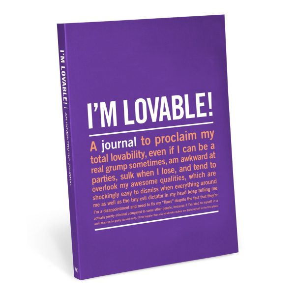 I'-m-lovable-!-nner-truth-ournal