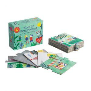 alice-in-wonderland-puzzel-game-verhaal-laurence-kink-publishing