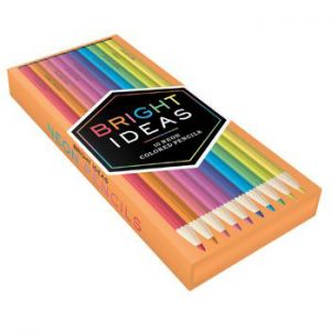 bright-ideas-10-neon-colored-pencils-chronicle-books