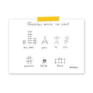 hashtags-argibald