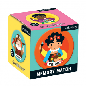 little-feminist-mini-memory-match-game-mini-memory-match-mudpuppy-memory-spel