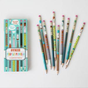 sukie-people-pencils