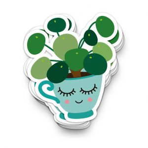 studio-inktvis-pilea-pannenkoekenplant-vinyl-sticker