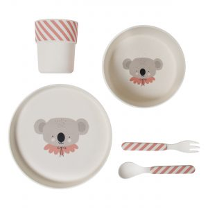 eef-lillemor-bamboo-eco-dinner-set-koala