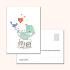 sietske-van-der-meij-kaart-kinderwagen-geboorte
