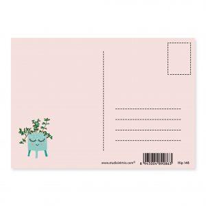 studio-inktvis-postkaart-hip-planten