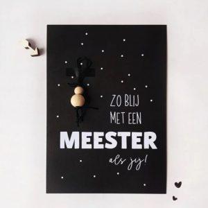 miekinvorm-kaart-zo-blij-met-een-meester-als-jij-gelukspoppetje