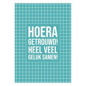 pup-store-quote-kaarten-serie-amber-van-der-pijl-hoera-getrouwd-heel-veel-geluk-samen