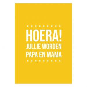 pup-store-quote-kaarten-serie-amber-van-der-pijl-hoera-jullie-worden-papa-en-mama