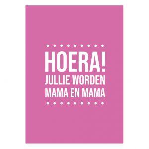 pup-store-quote-kaarten-serie-amber-van-der-pijl-hoera-jullie-worden-mama-en-mama