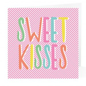 house-of-products-wenskaart-sweet-kisses