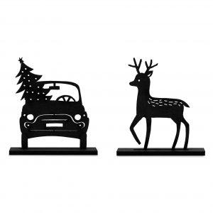 zoedt-kerst-figuur-hertje-en-auto- samen