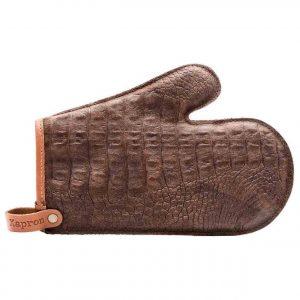 xapron-leren-bbq-ovenwant-caiman-kleur-brown