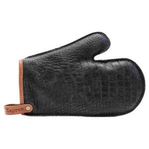 xapron-leren-bbq-ovenwant-caiman-kleur-black