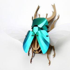 assembli-stag-beetle-vliegend-hert-green