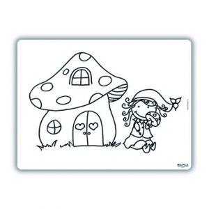 herkleurbare-placemat-paddenstoel-en-kabautermeisje-edwali