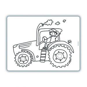 herkleurbare-placemat-tractor-billy-edwali