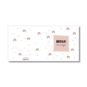 hoera-een-meisje-dubbelle-ansichtkaart